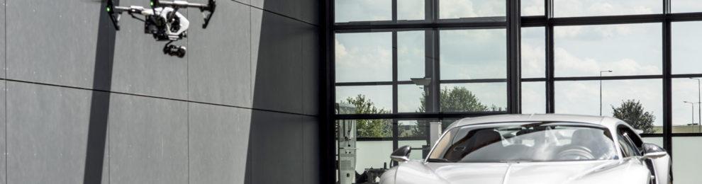 Bugatti Chiron Foto & Film shooting