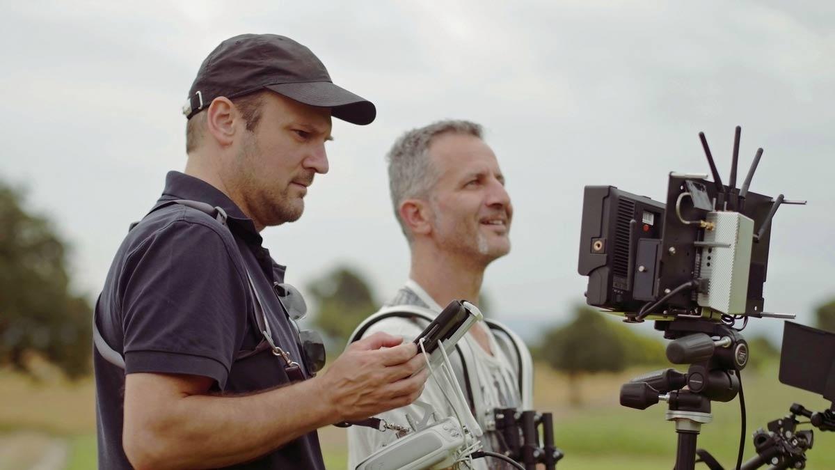Team Andreas Kielb & Oliver Jergis / PORTAHEAD & WECAMFLY