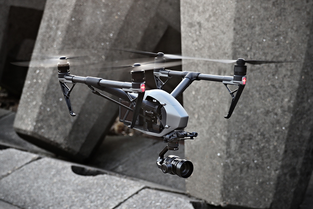 WECAMFLY Inspire2 RAW & ProRes Kamera X5s X7 Oliver Jergis • Luftaufnahmen •