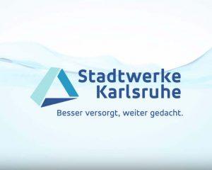 """Imagefilm """"Trinkwasser""""  Stadtwerke Karlsruhe"""